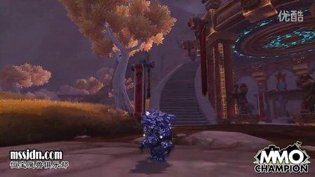 魔兽世界新宠物5_3_-_Blossoming_Ancient_Pet,魔兽世界代练