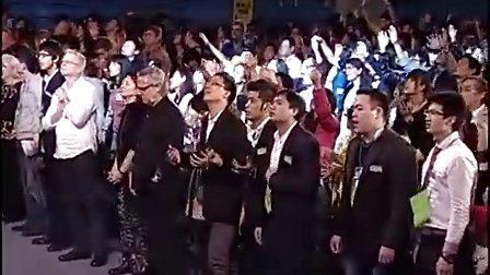 2013天国文化医治布道会-周巽光牧师2
