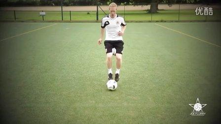 足球训练之常用技巧的基础训练