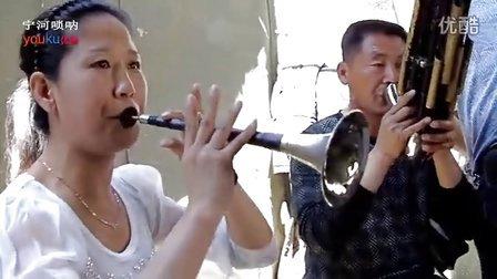 宁河美女唢呐【牧羊曲】刘燕