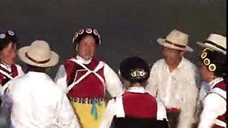 怒江/怒江傈僳族藏族歌舞歌《手拉手跳起来》