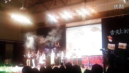天华学院导游大赛5.0,乐器合奏演绎《加勒比海盗》,震撼全场