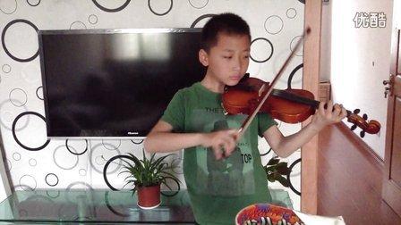 小提琴之瑶族舞曲