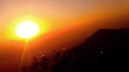 夜爬紫金山看日出之行华山旅游攻略自由行图片