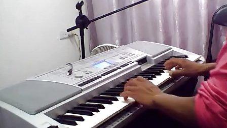 电子琴女儿情图片
