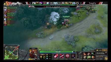 LGD.cn VS TongFu #3 2013DOTA2超级联赛DSL