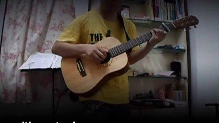 昨日重现 吉他独奏 yesterday