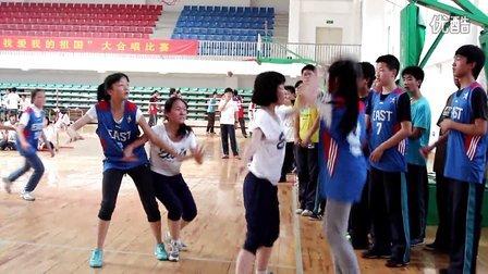 扬州中学教育集团树人学校篮球赛