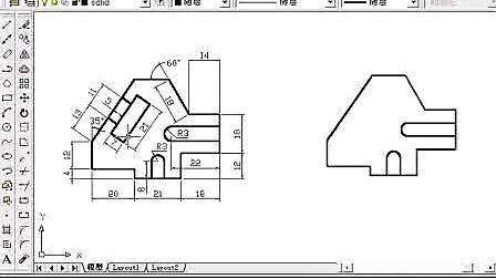 cad比例大厅立面图到导入cad门洞图片