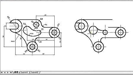 如何用cad绘制电路图
