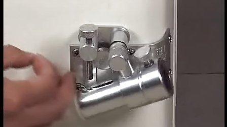 手竿八字环组装图解