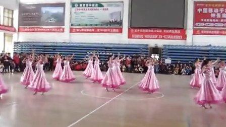 广场舞比赛第一名 相逢是首歌 沭河之光俪影健身队