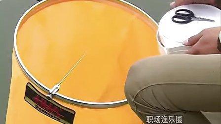 化绍新钓鱼学校教练王超讲解钓鲫鱼的操作流程 高清图片