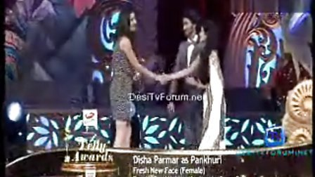 The 12th Indian Telly Awards 2013 25th May 2013pt2