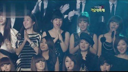 Heal The World KBS音乐银行现场版 - 艺声,Kara,SHINee MV 超高清在线观看