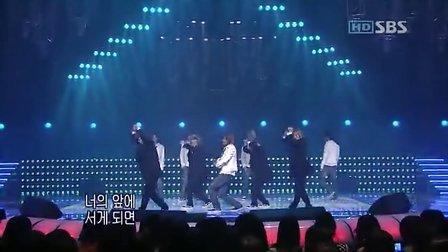 Get Me Some SBS人气歌谣现场版 - 东方神起 MV 高清在线观看