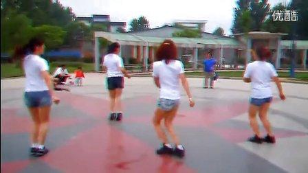 3d红蓝 兔子舞32步