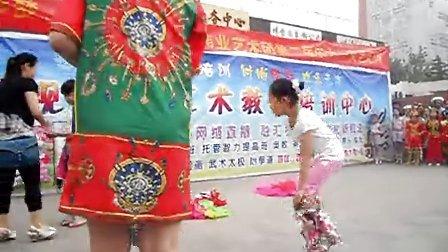 红莲广场 七彩梦 中国梦
