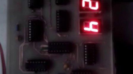 交通灯门电路控制器