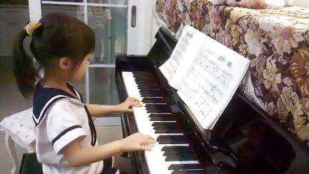儿童钢琴初步教程 唐璜图片