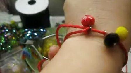 红绳编法图解步骤图