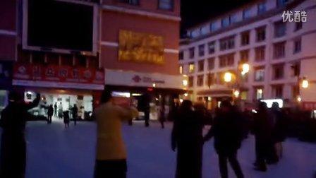 藏族的舞蹈