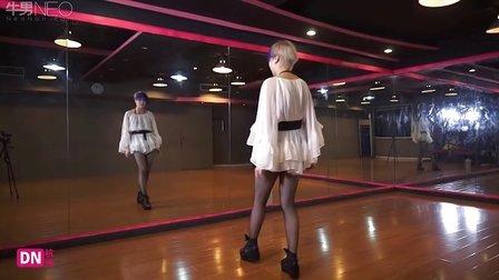 美女舞蹈房大秀热舞之FLower (上)【牛男合作方