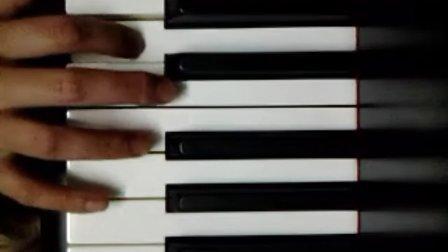 钢琴曲 欢乐颂