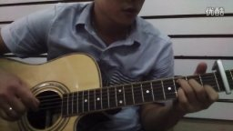 《那些年》吉他弹唱示范  福州晓海