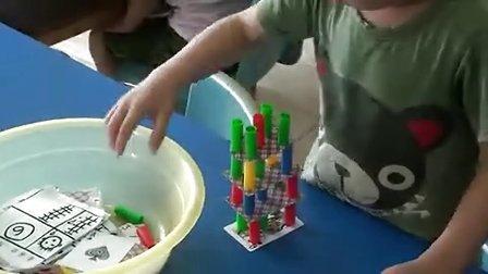 幼儿园区域活动视频