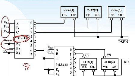 tm1638单片机电路图