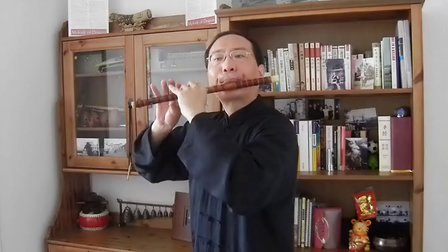 陈涛笛子教学_第十八讲(黄莺亮翅)