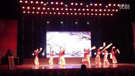 李惠利医院20周年院庆惊鸿舞表演