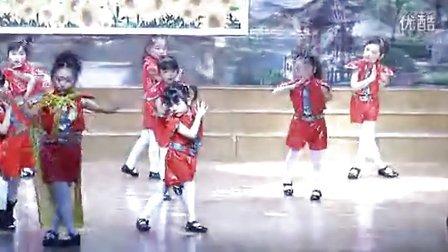向阳幼儿园六一汇演舞蹈花木兰