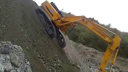 小松360 7烧机油 挖掘机发动机故障视频 -小松360 7烧机油 挖掘机发动