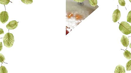 ppt 背景 背景图片 壁纸 边框 花 模板 设计 相框 桌面 448_252