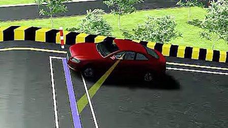 2013最新科目二坡道定点停车和起步