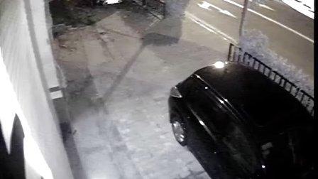 保时捷卡宴车震模式仪表盘