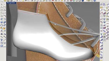 创意精灵3d 男鞋制作流程