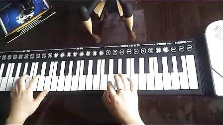 99元手卷钢琴演示视频.mp4视频