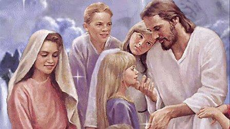 赞美之泉_耶稣爱你