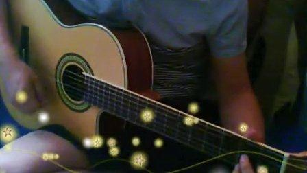 《外面的世界》齐秦 古典电箱吉他 弹唱 sjzhang