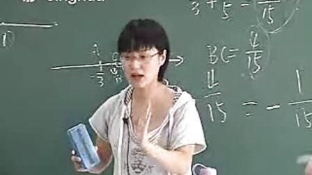 精华学校_初中数学(崔莉)_第4讲精确度和有效