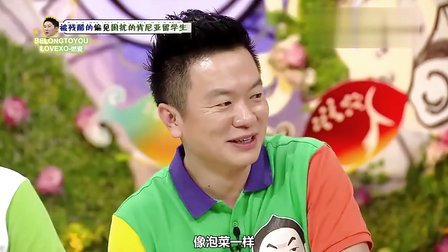 [BTULOVEXO联合制作]130708Hello你好 大国民脱口秀 SJ EXO等(中字)