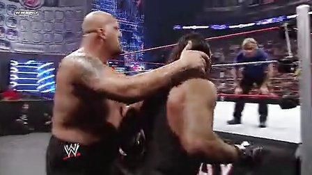 WWE送葬者VS大秀哥 最后站立者赛图片