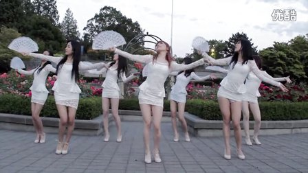 七朵组合 咏春 舞蹈版本(天舞舞蹈工作室)