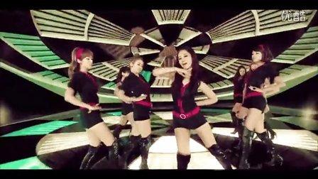 Hoot 舞蹈版-少女时代MV