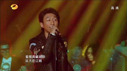 羽泉《大中国》&《we will rock you》 我是歌手 130301 标清版