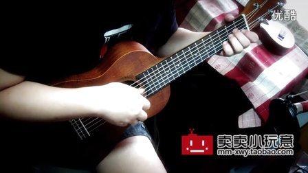 四弦吉他1234567位置图解