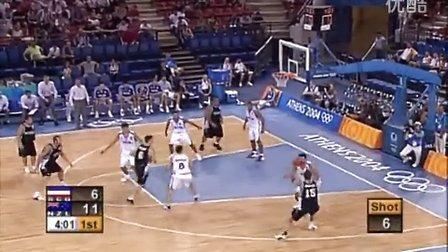 篮球裁判带球走步手势图解